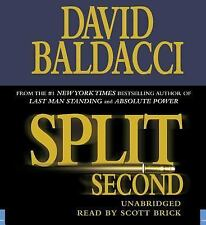 Split Second (Replay Edition) by Baldacci, David