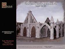 Pegasus Hobbies 1/72 edificio gótico ciudad Set 1 # 4924