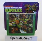 NEW TMNT NON WOVEN CHILDS BiFOLD WALLET 2 SIDED TEENAGE MUTANT NINJA TURTLES (TP