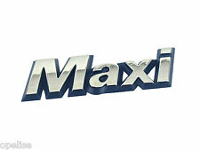 Genuine New FIAT MAXI BADGE Rear Door Emblem Ducato 1994-2002 JTD 1.9D 4x4 Van