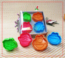 Sesame Street Elmo Cookie Cutter Biscuit Hand Stamp Press Plunger Cutter Mold
