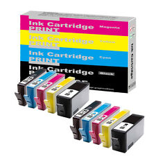 10 Chipped Ink Cartridges for HP 364XL Photosmart  C309n C309g C310a C309a C410b