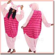 PIGLET KIGURUMI -Adult Costume Sazac Kigurumi Animal Pajama -Ship from USA