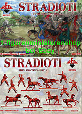 1:72 FIGUREN 72075 STRADIOTI 16th Century. SET 2 - REDBOX
