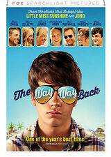THE WAY WAY BACK - DVD Widescreen NEW SEALED 2013