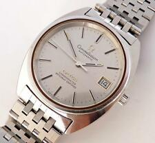 Omega Constellation Automatic Chronometer Cal. 1011 Circa 1971 SS Bracelet Great