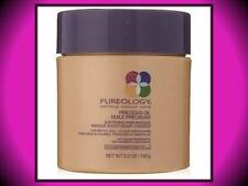 NEW PUREOLOGY PRECIOUS OIL HUILE SOFTENING HAIR TREATMENT MASQUE MASK 5.2 OZ TUB