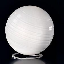 Lampada De Majo Stratosfera T40 Lampada Cristallo Bianco Made in Italy