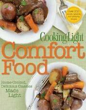 Cooking Light Comfort Food: Home-Cooked, Delicious Classics Made Light-ExLibrary