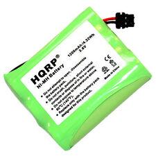 HQRP Batería 3.6V para teléfono inalámbrico Uniden BT-1006 / BT1006 reemplazo