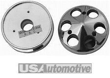 Chrome Alum Chevy Single/ Grv Alternator Pulley, R9487C