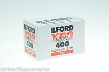 Ilford XP-2 super 135 48 shots black and white film 2 packs ISO 400