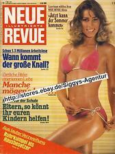 Neue Revue Nr. 11/1981 vom 7. März 1981, NR Bikini Wahl, Sammler, Geburtstag