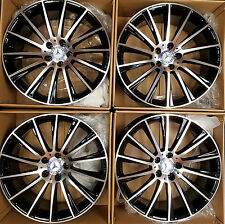 19 NEW AMG OEM S550 CL63 2017 MODEL MERCEDES RIMS WHEELS PRICE SET OF 4 S63 S65
