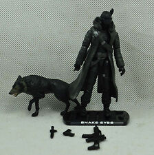 gi joe roc rise of cobra 2009 Movie Snake Eyes  #M010