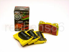 EBC YELLOWSTUFF HIGH FRICTION PERFORMANCE BRAKE PADS STREET TRACK FRONT DP41657R