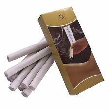 Pure Moxa Rolls for Mild Moxibustion 10 Joss Sticks Acupuncture Treatment 艾条