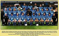 BIRMINGHAM CITY FOOTBALL TEAM PHOTO 1992-93 SEASON