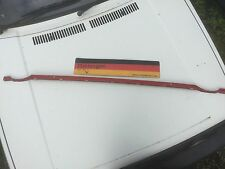 VW GOLF GTI MK2 16V G60 LOWER METAL GRILL TRIM GENUINE.SINGLE/TWIN.TORNADO RED