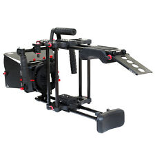 Filmcity Movie Video Kit Shoulder Rig Mount Support Pad Mattebox for film shoot