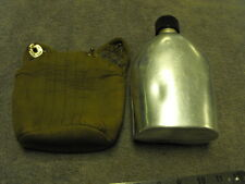 Old Boy Scout Canteen, Has Military Belt Hook on pouch, made in Japan