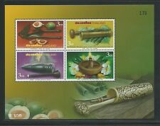 Thailand 2007 MNH  Souv. Sheet International Letter Writing Week