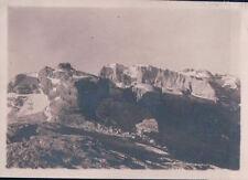 VERE FOTO GRUPPO DEL SASSO ROSSO VAL DI SOLE Dolomiti di Brenta 4-223