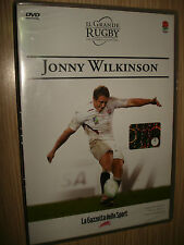 DVD N°10 IL GRANDE RUGBY THE ULTIMATE COLLECTION JONNY WILKINSON
