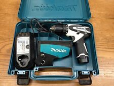 Makita DF330DW 10.8-Volt Ultra Compact Lithium Ion Cordless 3/8 Inch Driver Kit