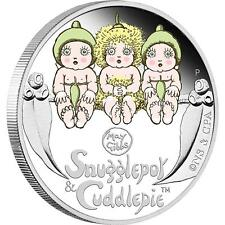 Snugglepot & Cuddlepie™ 2015 1/2oz Silver Proof Coin