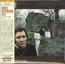 MEIC STEVENS-GOG-JAPAN MINI LP CD F56