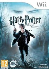 NINTENDO Wii game ***** HARRY POTTER DEATHLY HALLOWS PART 1 *****