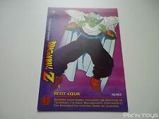 Carte originale Dragon Ball Z Fighting Cards N°18 / Panini 1999 BIRD STUDIO