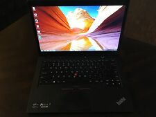 Lenovo thinkpad x1 carbon Core i7 8GB Ram 128GB storage