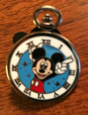 Disney PWP Pocket Watch Mystery Pin MICKEY MOUSE Pouch