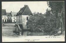 Frevent France L'Abreuvoir 1916 Doyen Printed Postcard