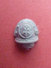 FORGEWORLD Heresy IMPERIAL FISTS TEMPLAR BRETHREN LH SHOULDER PAD (B) Bits 40K