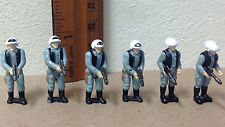 Star Wars Micro Machines 6 Rebel Sentry Base Troopers Yavin Action Fleet troops