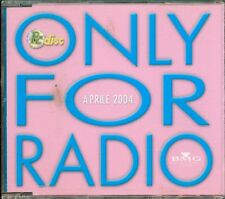 Only For Radio Aprile 2004 - Alicia Keys/Him/D'Alessio/Dido Promo Cd Perfetto