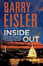 Inside Out by Barry Eisler (2010) $1.99 HARDCOVER NEW!
