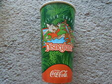 Original Disneyland Critter Country Coke Coca-Cola Paper Large Cup