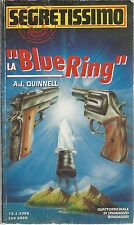 (A.J.Quinnel) La Blue ring 1995 Segretissimo 1271 Mondadori