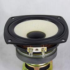 """1PCS 4"""" inch 6Ohm 35W Midrange Audio Speaker Stereo Subwoofer Loudspeaker Horn"""