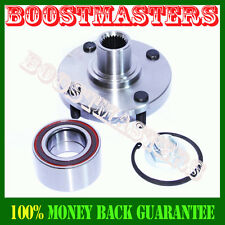 For 2008-2011 Ford Focus S/SE/SES Coupe 2D 2.0L DOHC FRONT Wheel Hub Bearing