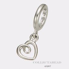 Authentic Endless Sterling Silver Sweet Love  Bead 43207