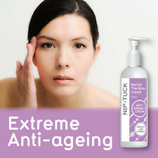 NIP & TUCK BANISH THE BOTOX CREAM ANTI WRINKLE CREAM FAST EXTREME ANTI AGEING