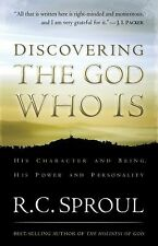 Discovering the God Who Is: His Character and Being.  His Power and Personality,