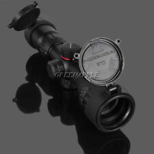 Sniper Compact 3-9x32AOE Green/Red Reticle Hunting Rifle Scope LLL Night Vision