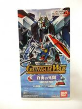 22685 AIR NEW Gundam War 11 Booster BOX Desperate struggle of The Temple