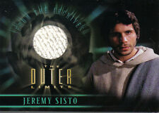 OUTER LIMITS SEX, CYBORGS & SCIENCE FICTION, COSTUME CARD CC9